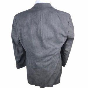 Hugo Boss Suits & Blazers - Hugo Boss Wool Blazer 40R Gray Blazer Jacket Coat